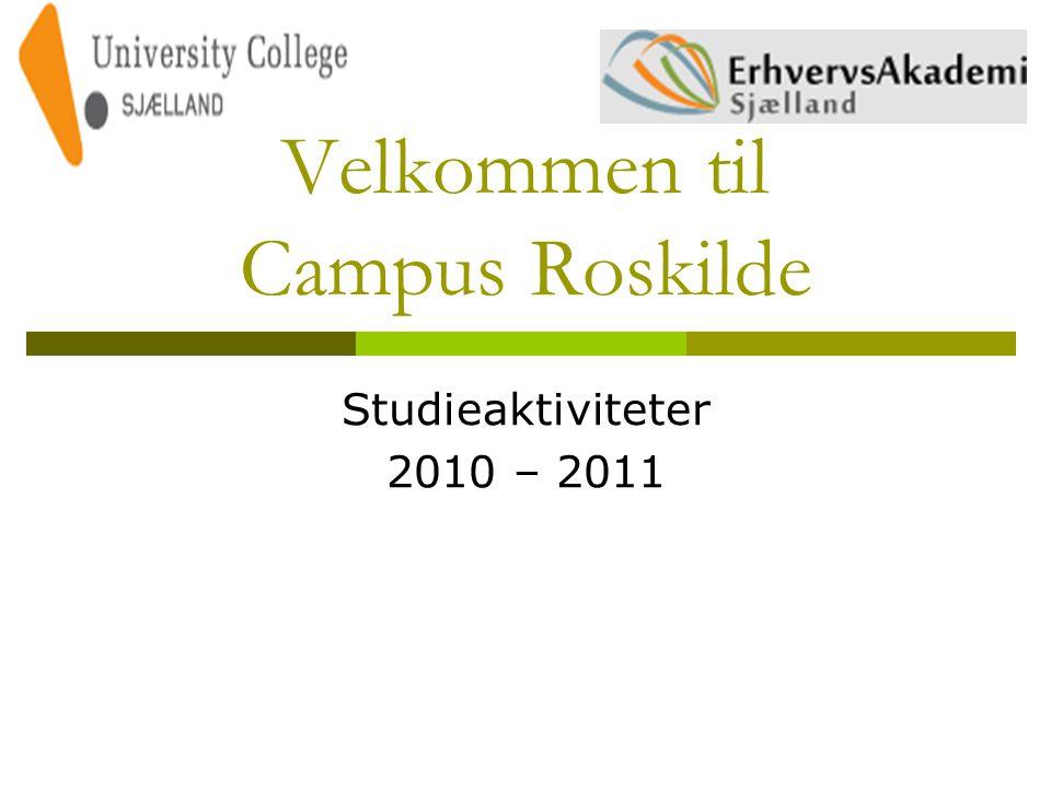 Velkommen til Campus Roskilde