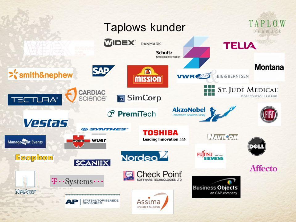 Taplows kunder 20