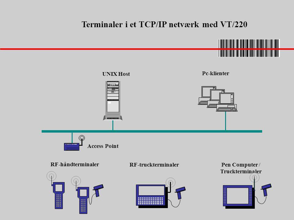 Pen Computer / Truckterminaler