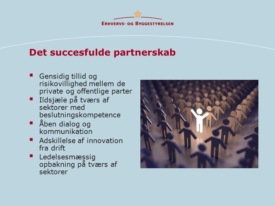 Det succesfulde partnerskab