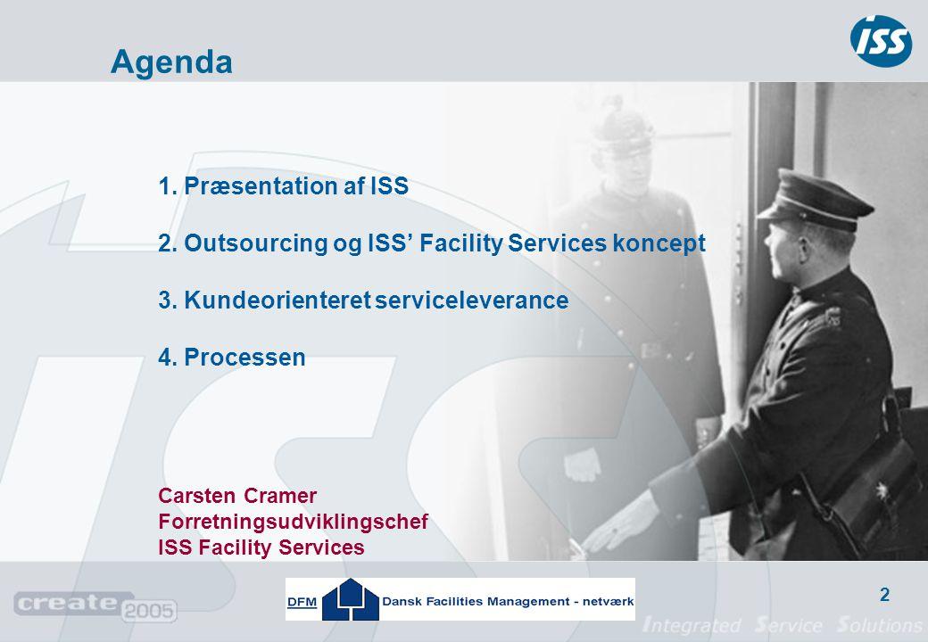 Agenda 1. Præsentation af ISS