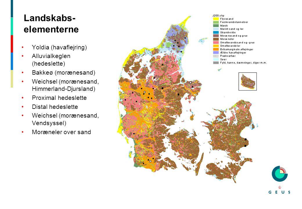 Landskabs-elementerne