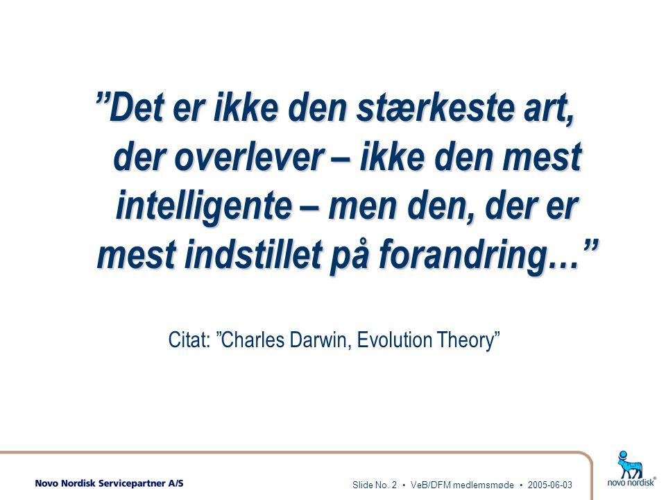 Citat: Charles Darwin, Evolution Theory