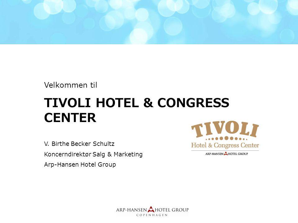 TIVOLI HOTEL & CONGRESS CENTER