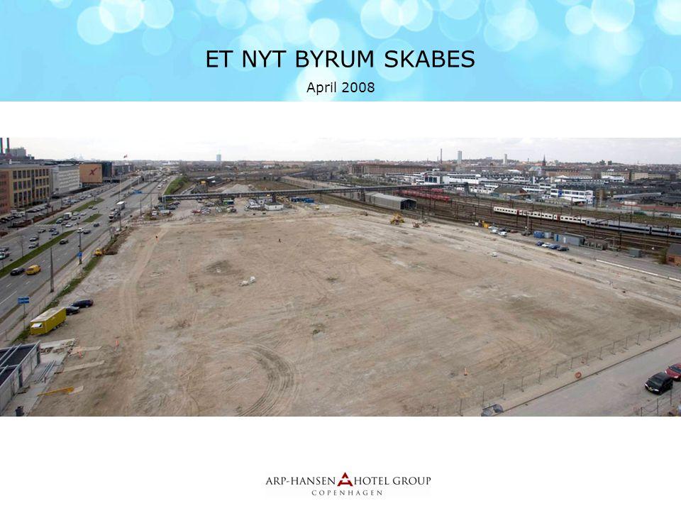 ET NYT BYRUM SKABES April 2008