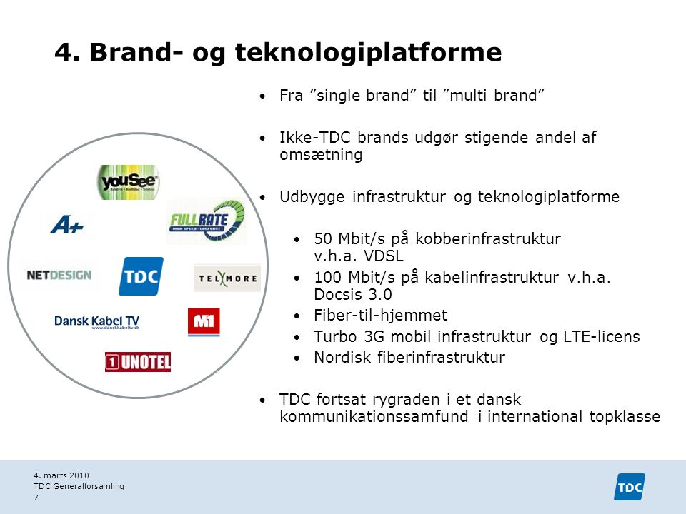 4. Brand- og teknologiplatforme