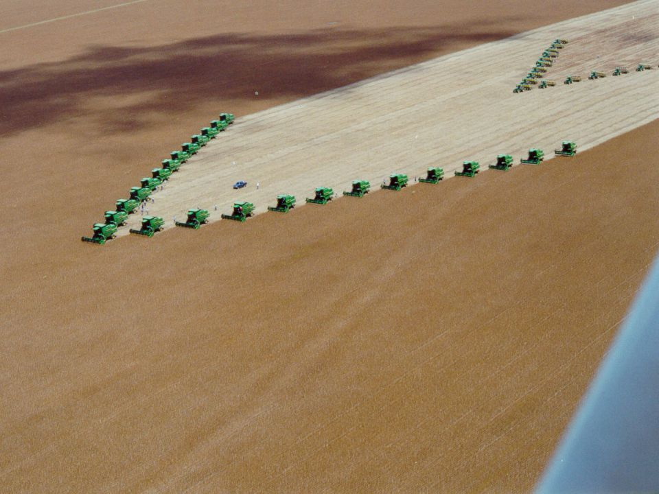 Ej høst på Herning-kanten