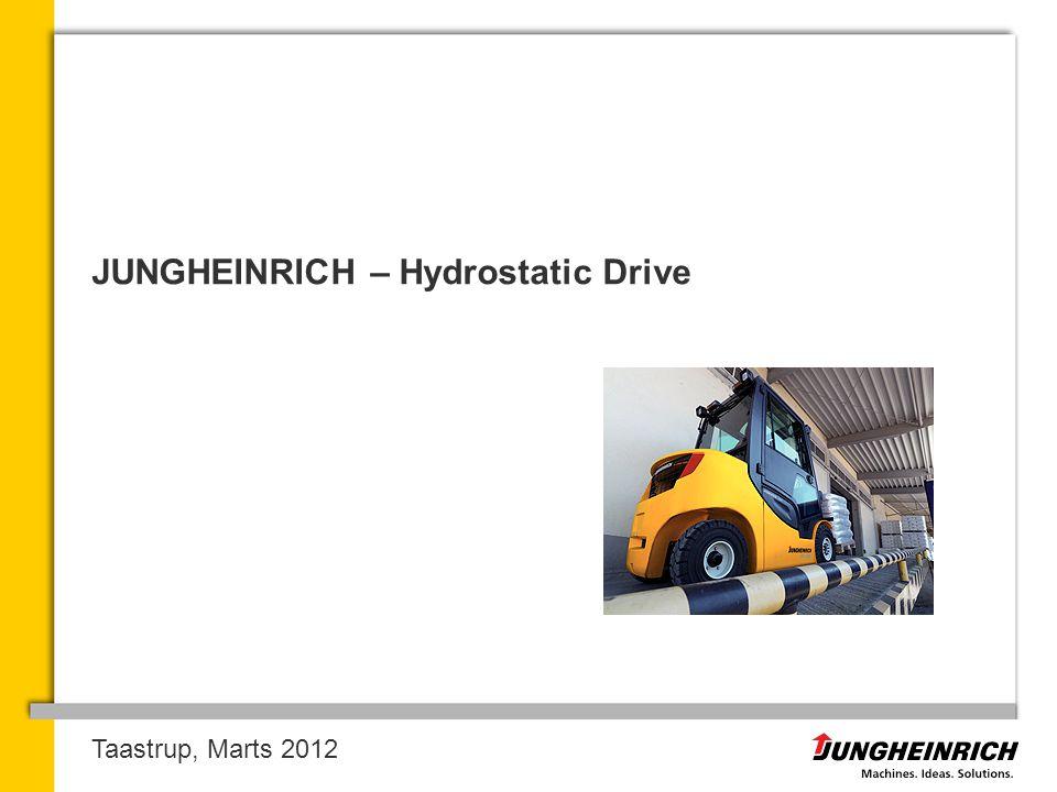 JUNGHEINRICH – Hydrostatic Drive