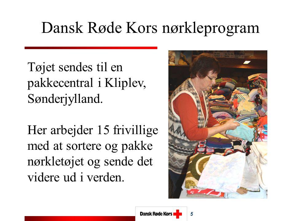 Dansk Røde Kors nørkleprogram