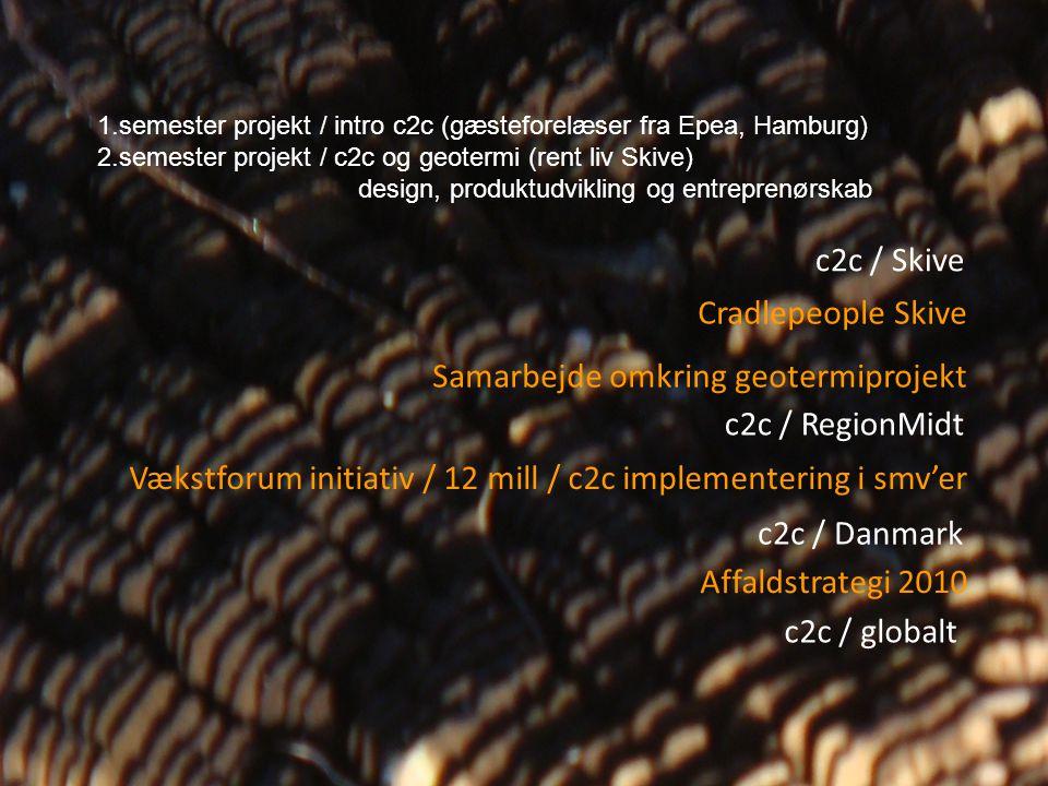 Samarbejde omkring geotermiprojekt