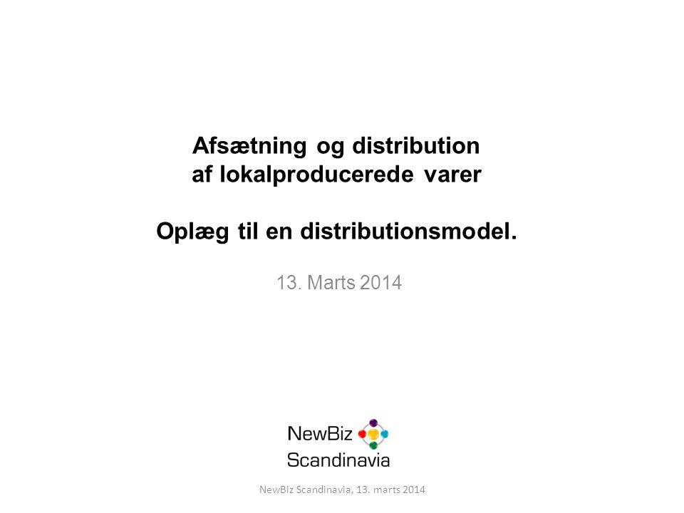NewBiz Scandinavia, 13. marts 2014