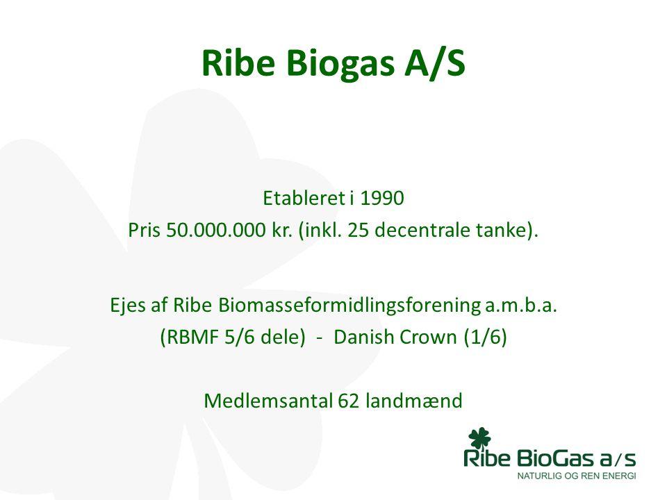 Ribe Biogas A/S