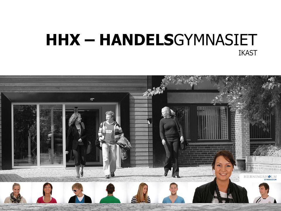HHX – HANDELSGYMNASIET IKAST