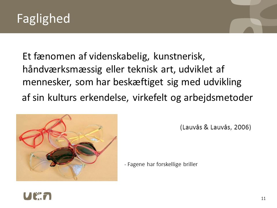 03-04-2017 Faglighed.