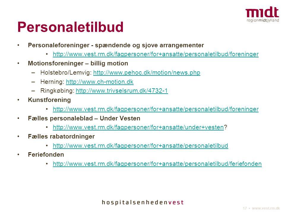Personaletilbud Personaleforeninger - spændende og sjove arrangementer