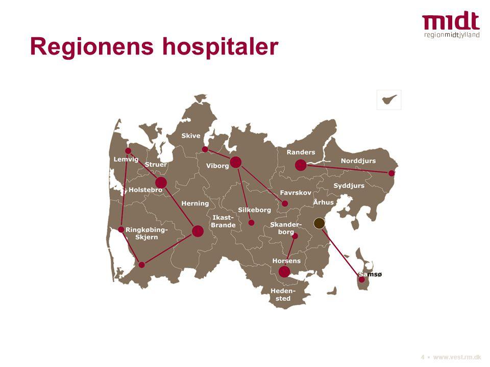 Regionens hospitaler