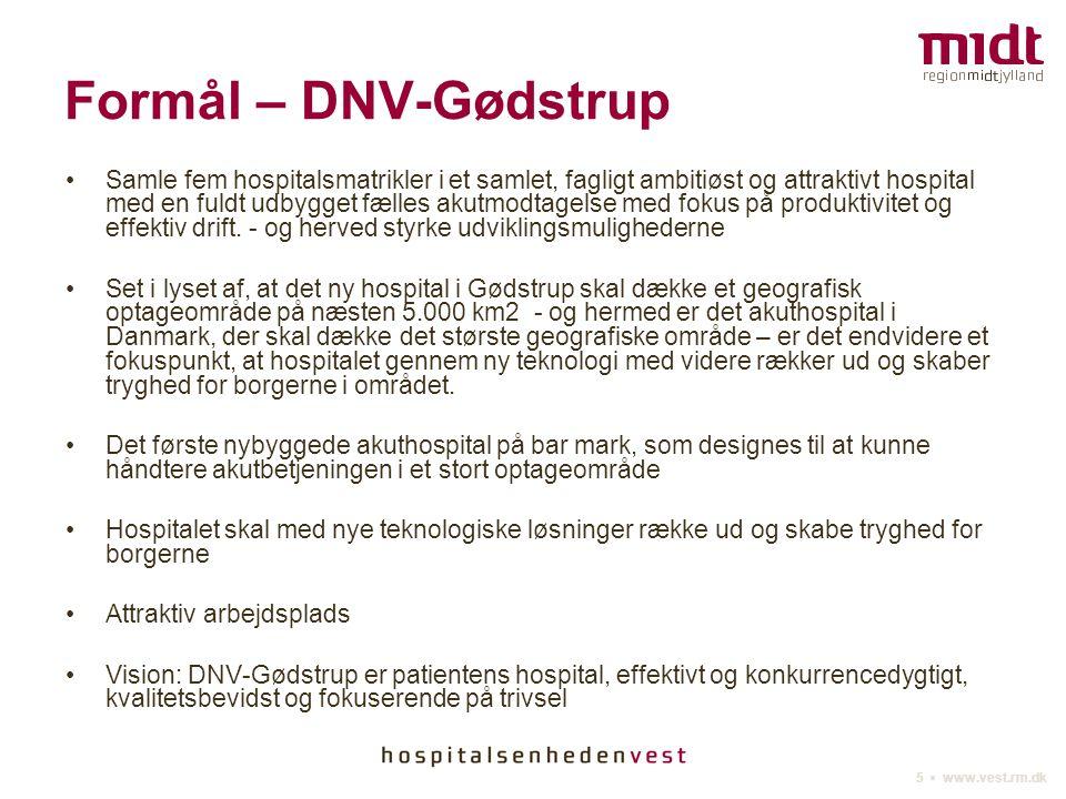 Formål – DNV-Gødstrup