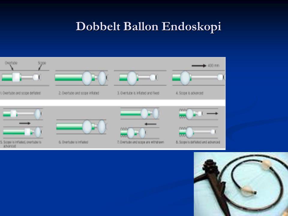 Dobbelt Ballon Endoskopi