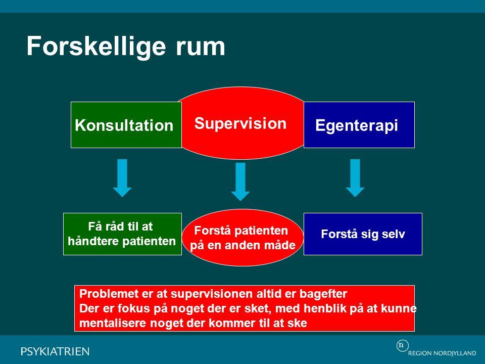 Psykodynamisk supervision