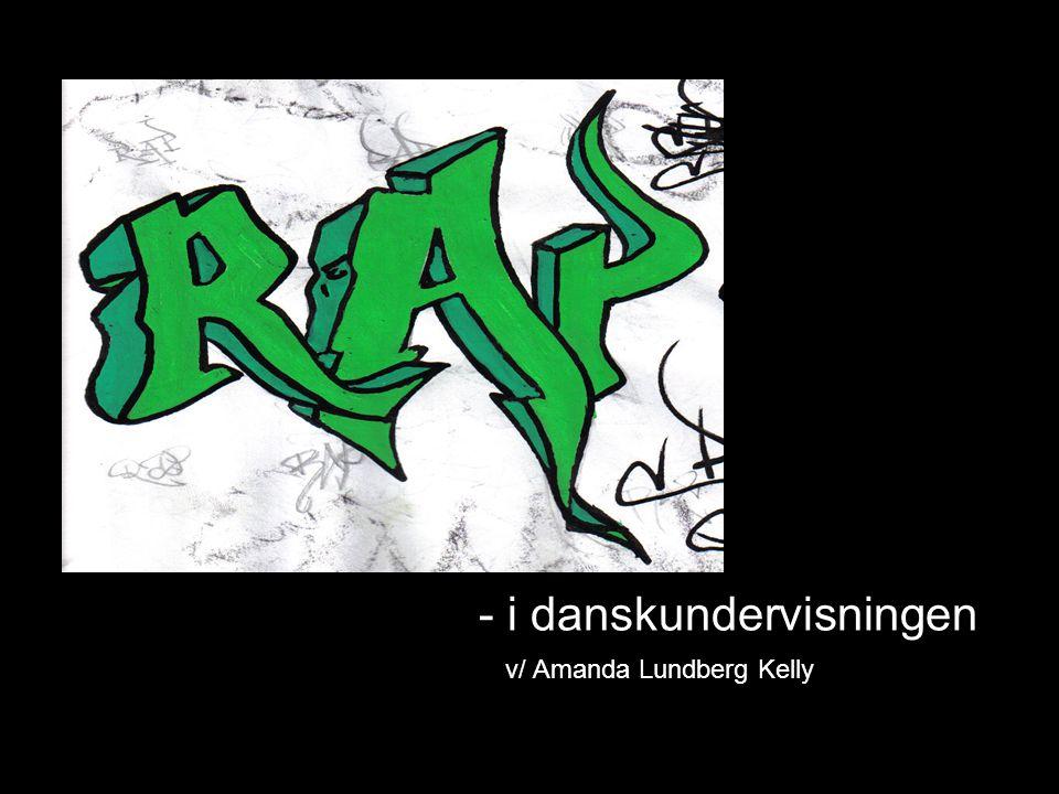 - i danskundervisningen