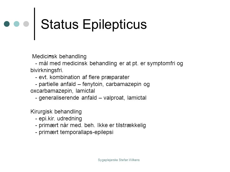 Sygeplejerske Stefan Wilkens