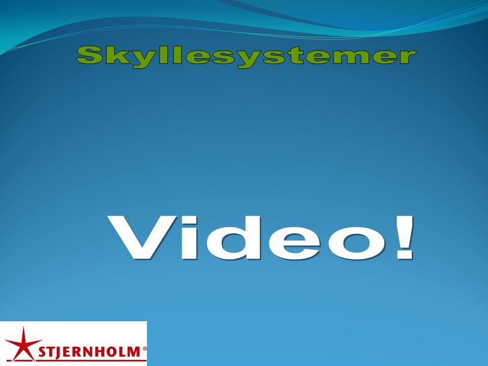 Skyllesystemer Video!