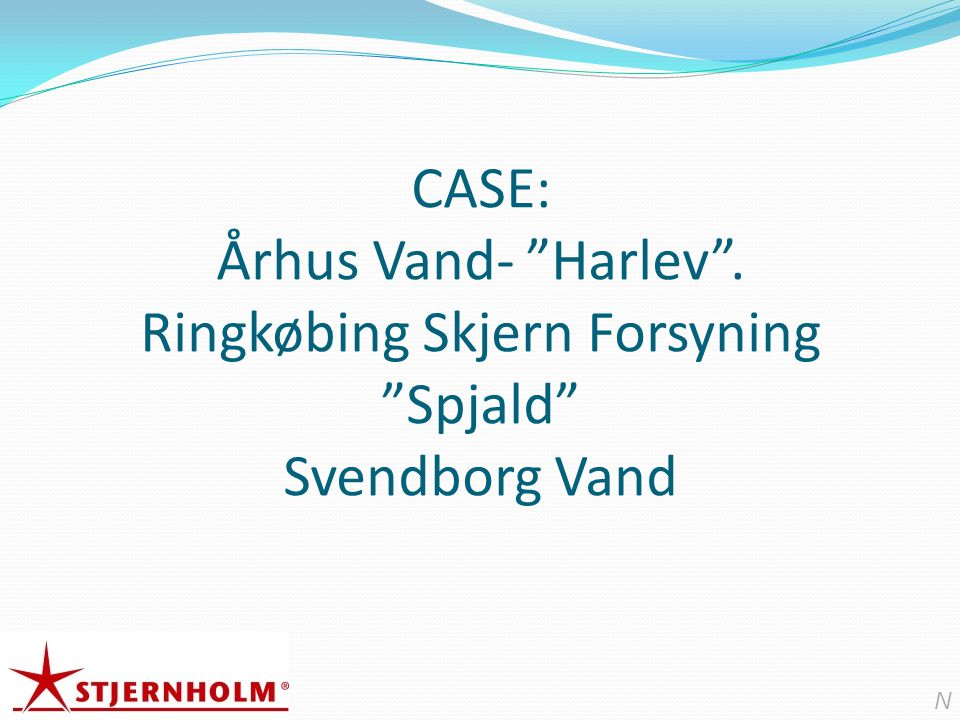 CASE: Århus Vand- Harlev