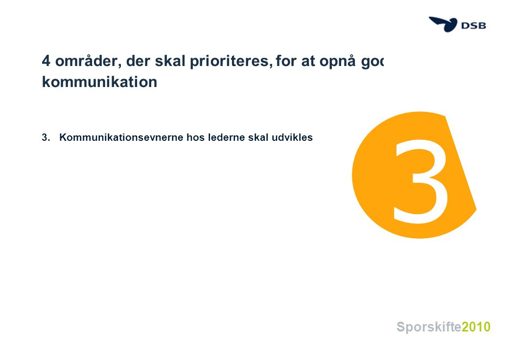 4 områder, der skal prioriteres, for at opnå god intern kommunikation