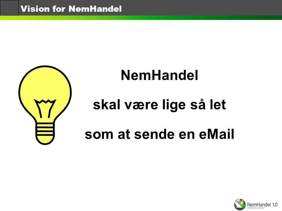 NemHandel skal være lige så let som at sende en eMail