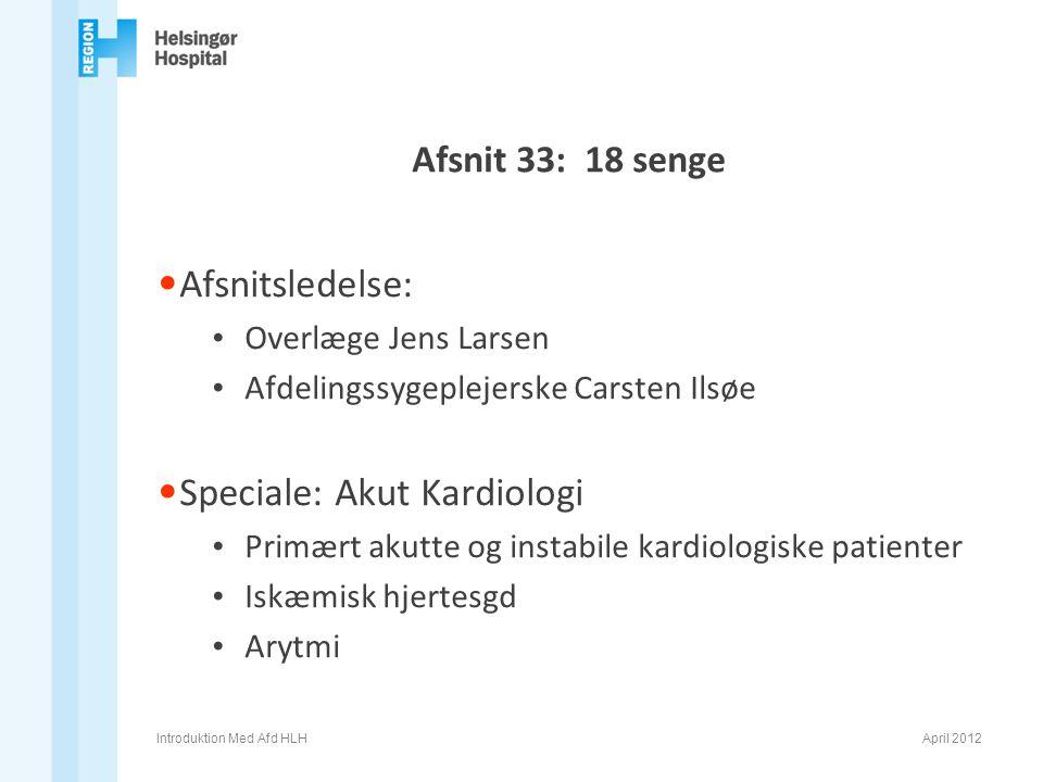 Speciale: Akut Kardiologi