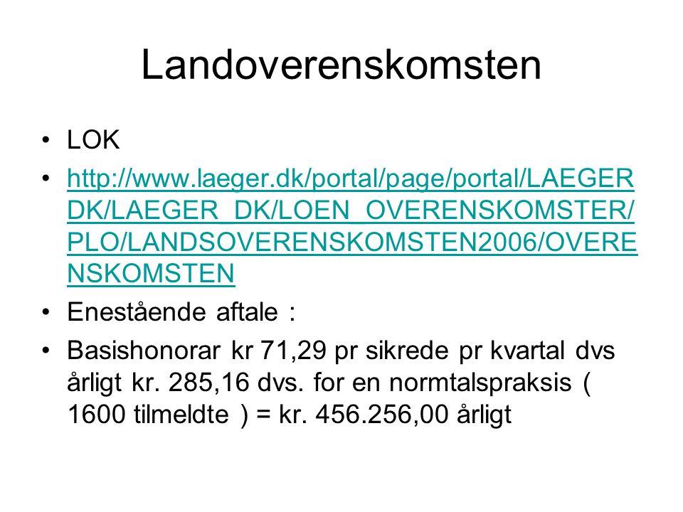 Landoverenskomsten LOK