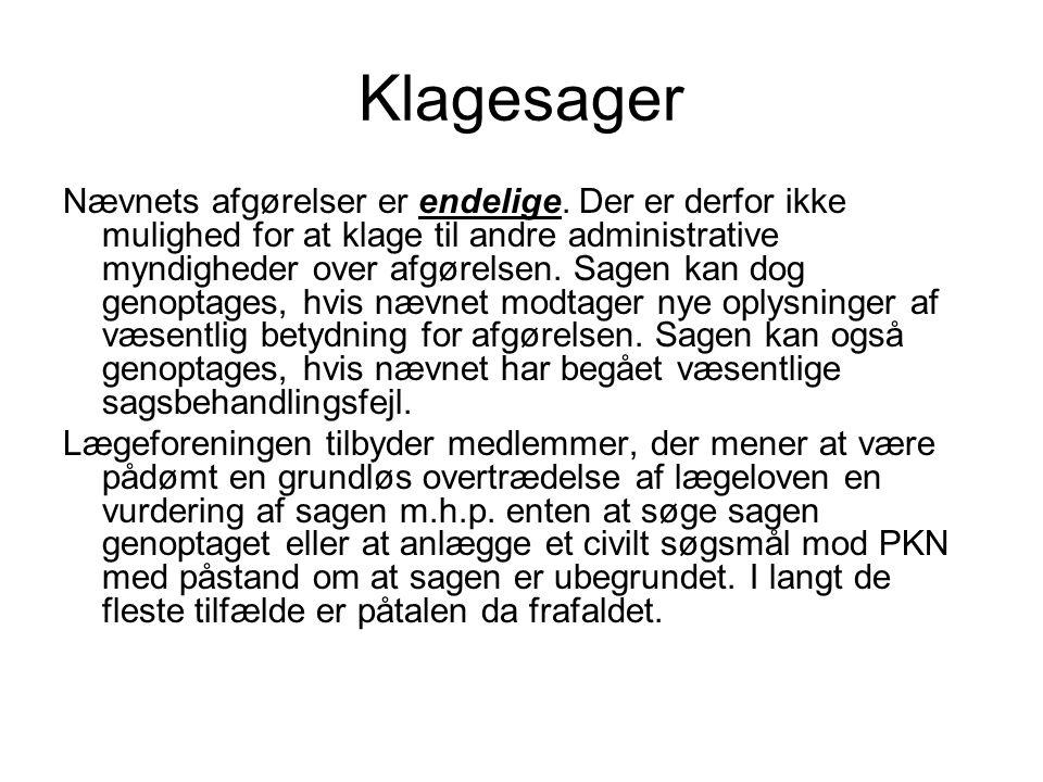 Klagesager