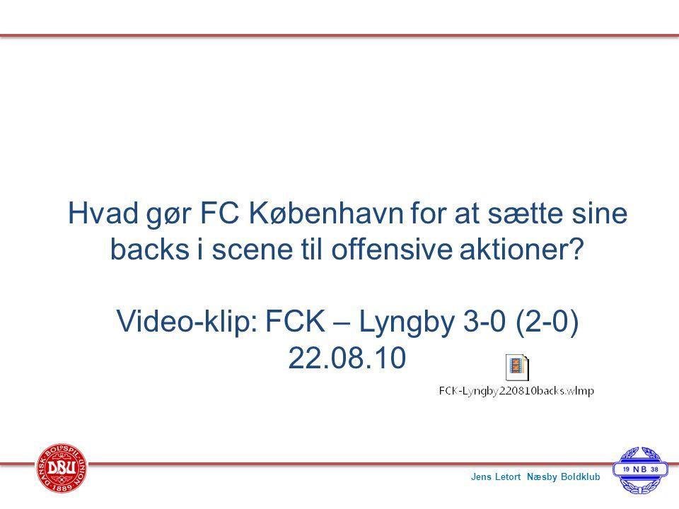 Video-klip: FCK – Lyngby 3-0 (2-0)