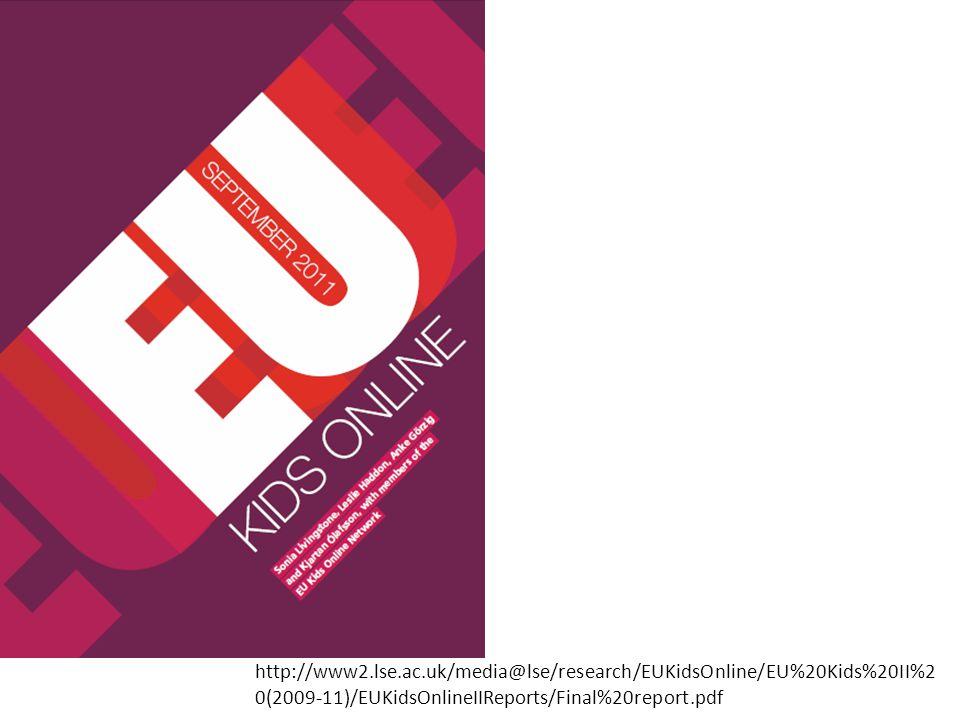 http://www2.lse.ac.uk/media@lse/research/EUKidsOnline/EU%20Kids%20II%20(2009-11)/EUKidsOnlineIIReports/Final%20report.pdf