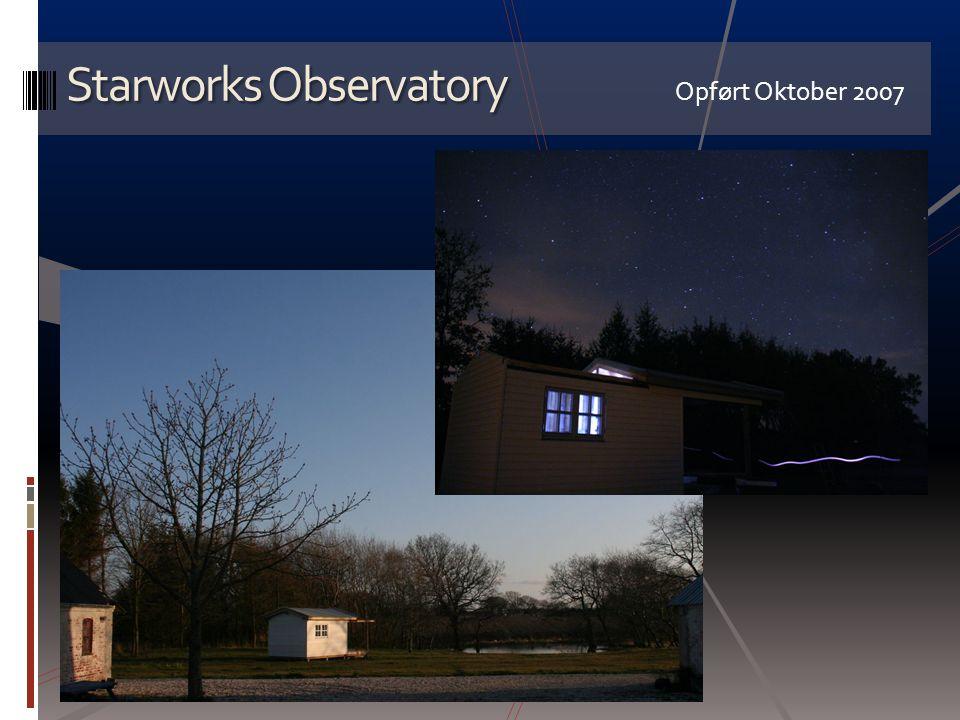 Starworks Observatory