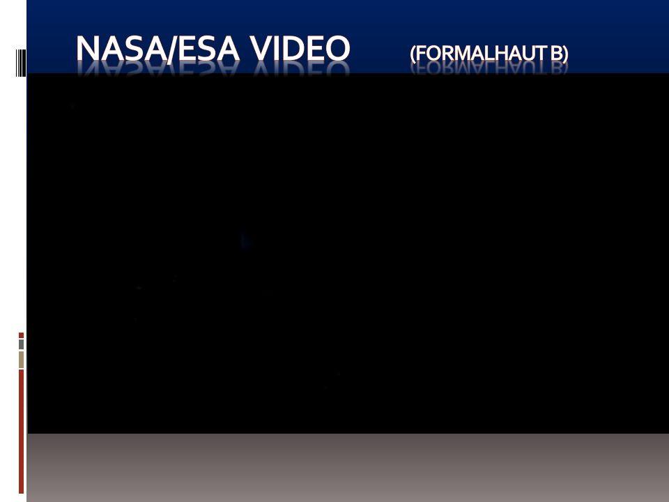 NASA/ESA VIDEO (formalhaut b)