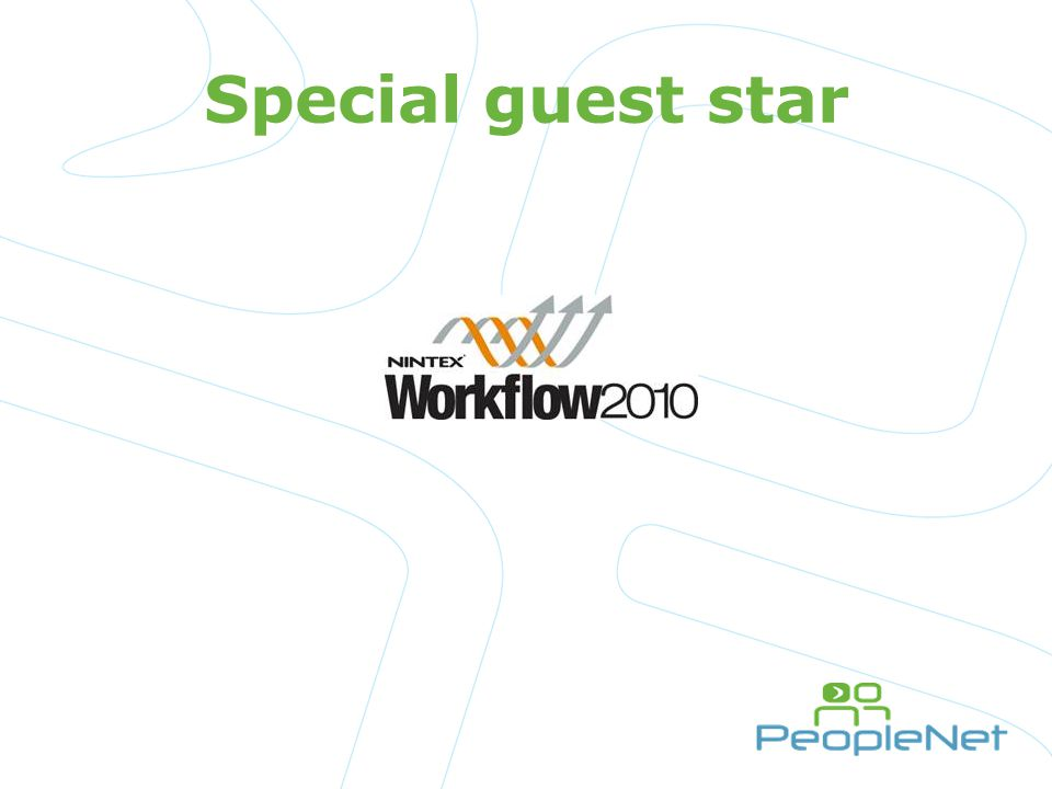 Special guest star