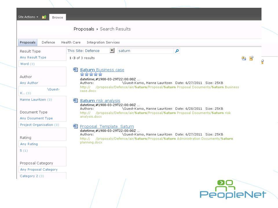KundeCase: Søgning med tilpasset søgeside