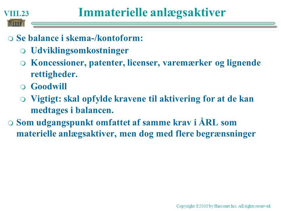 Immaterielle anlægsaktiver