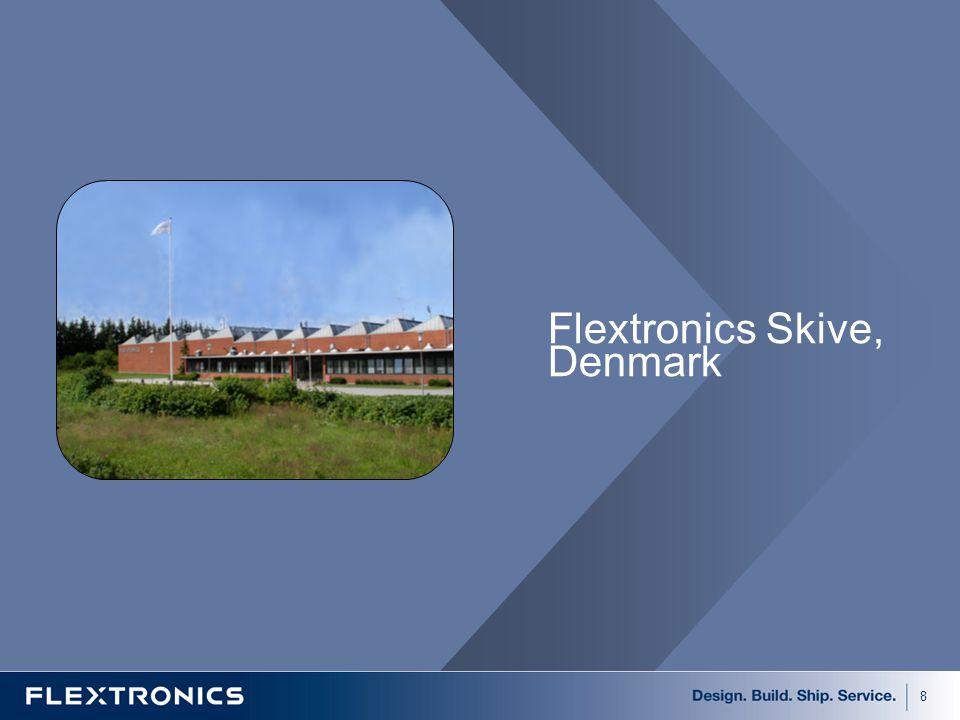 Flextronics Skive, Denmark