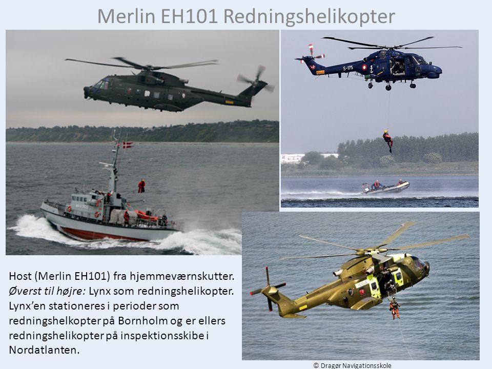 Merlin EH101 Redningshelikopter