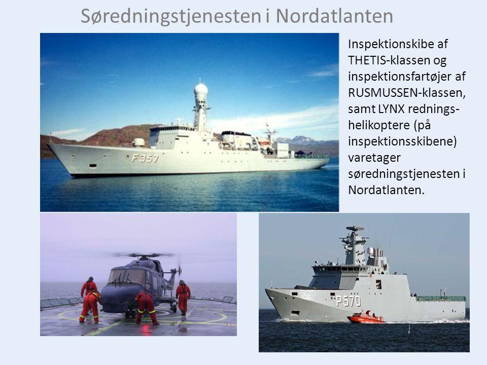 Søredningstjenesten i Nordatlanten