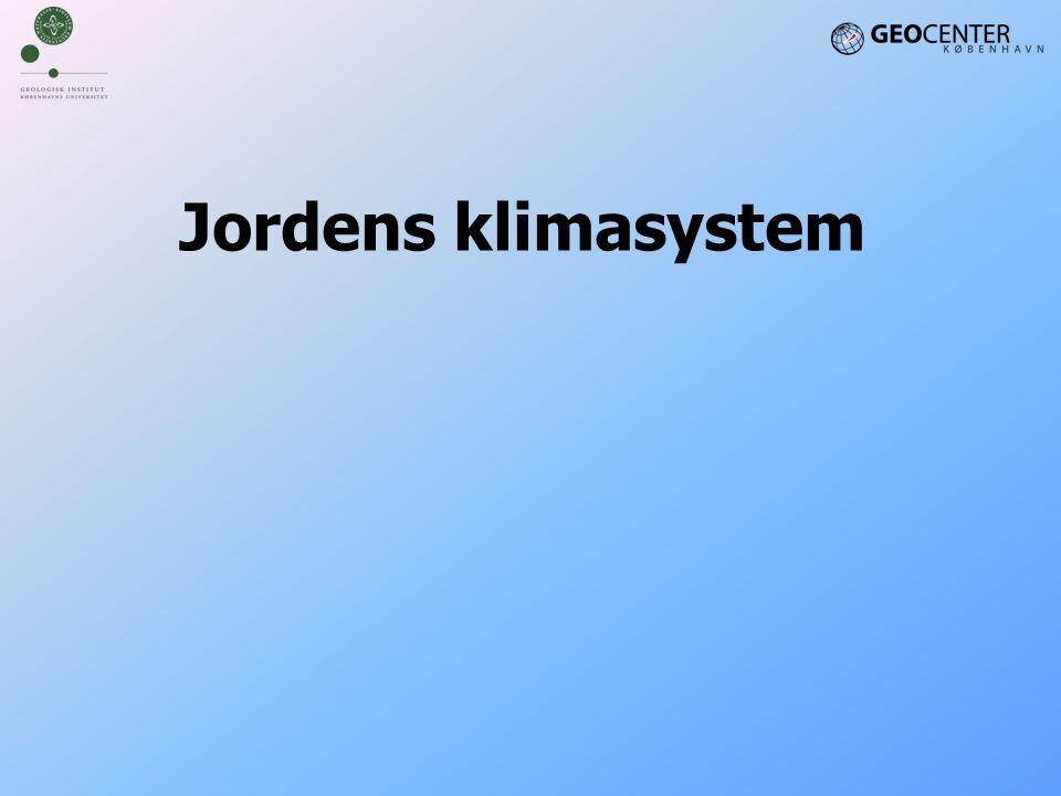Jordens klimasystem