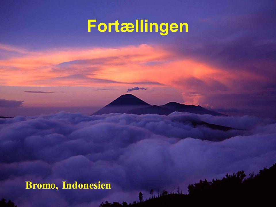 Fortællingen Bromo, Indonesien