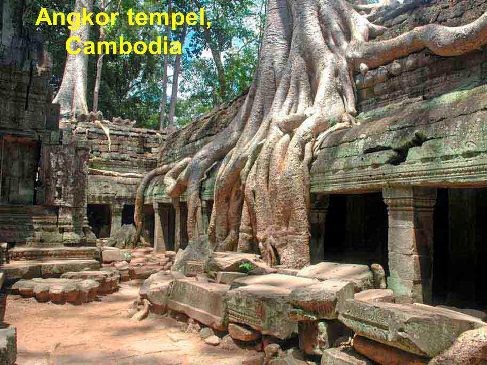 Angkor tempel, Cambodia