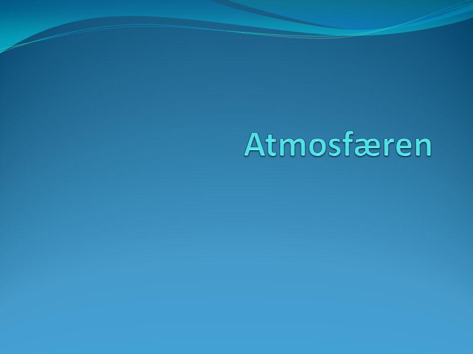 Atmosfæren