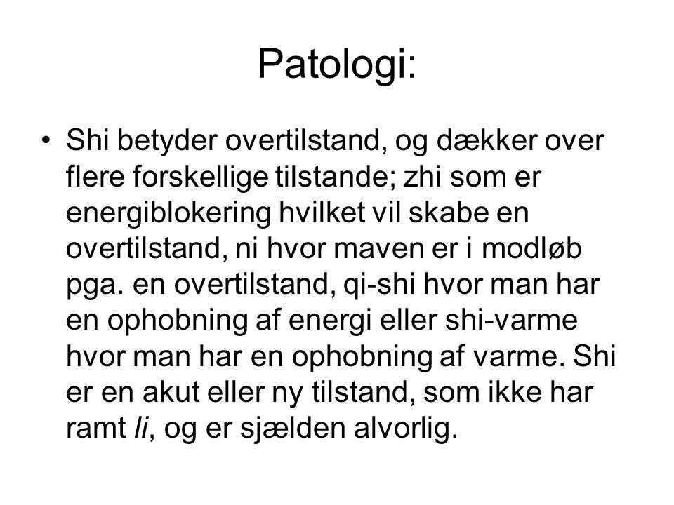 Patologi: