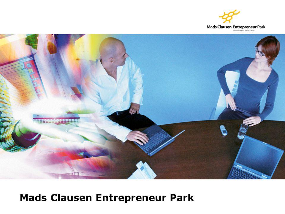Mads Clausen Entrepreneur Park