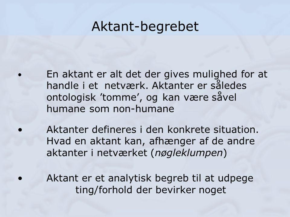 Aktant-begrebet