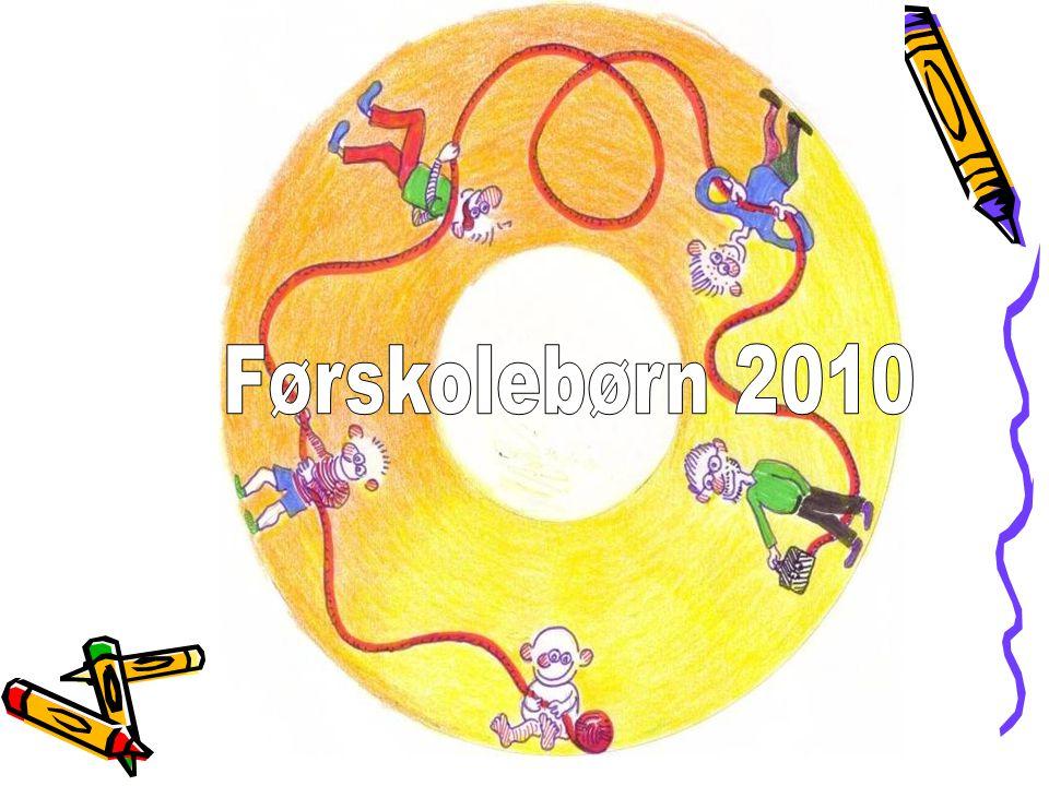 Førskolebørn 2010